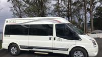 Da Lat airport Pick up by VIP Limousine van