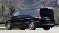 Moscow Vnukovo Private Airport Luxury Van  Departure Transfer Private Car Transfers