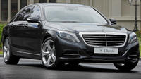 Private Amsterdam Airport Arrival Transfer in Luxury Sedan Private Car Transfers