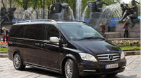 Private Amsterdam Airport Departure Transfer in Luxury Van Private Car Transfers