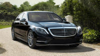 Private Arrival Transfer in Luxury Sedan from Frankfurt Airport Private Car Transfers