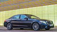 Private Departure Transfer by Luxury Car from Dusseldorf City Centre