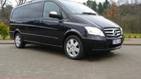 Private Van transfer: Kaunas Airport to City - Arrival Private Car Transfers