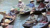 Full Day Tour of Floating Markets and the Bridge on the River Kwai