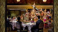 Private Thai Dinner and Dance at Sala Rim Naam Restaurant in Bangkok Private Car Transfers