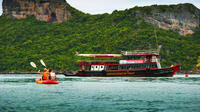 Samui Island Tour to Angthong Marine Park by Big Boat with Kayaking