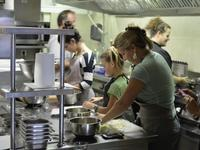 Paris Cooking Class Including 4-Course Lunch, Wine and Optional Market Visit