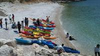 Zlarin Island Sea Kayaking: Small Group Excursion from Sibenik
