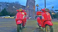 4-Hour Romes Highlights by Vespa Scooter Private Tour