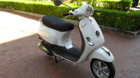 Vespa LX 125 24 heures Location - Rome -