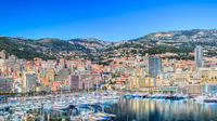 Trip from Nice to Monaco with a Walking Tour