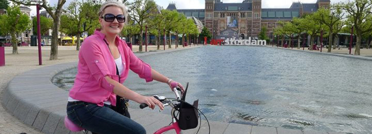Amsterdam Walking & Biking Tours