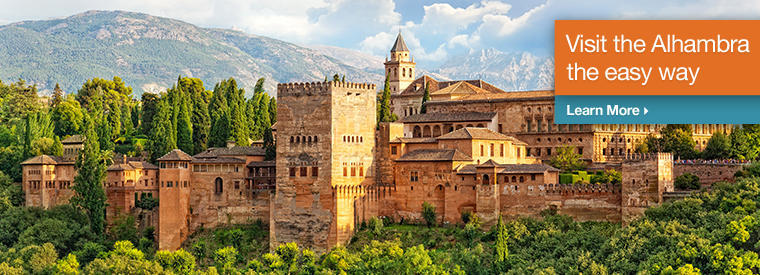 Andalucia Shore Excursions