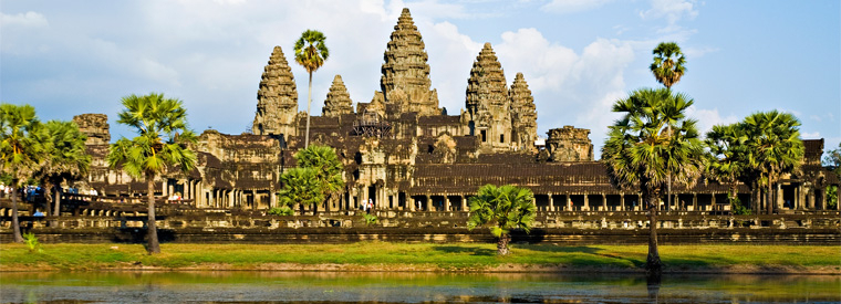 Magical Journeys to Angkor Wat, Cambodia