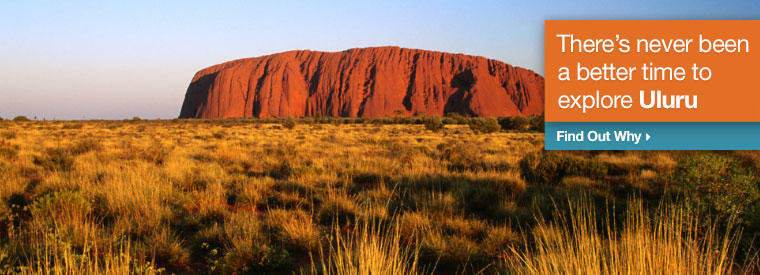 Ayers Rock Half-day Tours