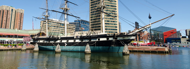 Baltimore Cruises, Sailing & Water Tours