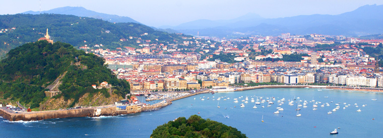 Basque Country Cruises, Sailing & Water Tours