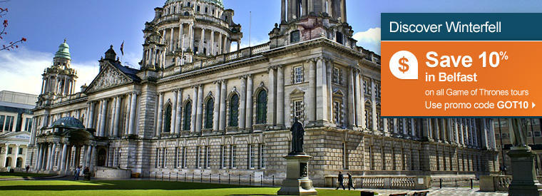 Belfast Walking & Biking Tours