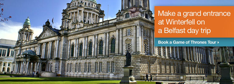 Belfast Sightseeing Tickets & Passes