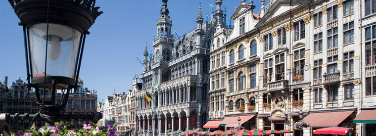 Belgium Walking & Biking Tours