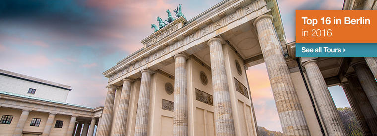 All things to do in Berlin