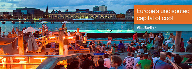 Berlin Food, Wine & Nightlife