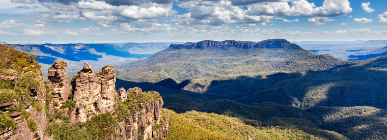 Destination Guide Blue Mountains, Australia