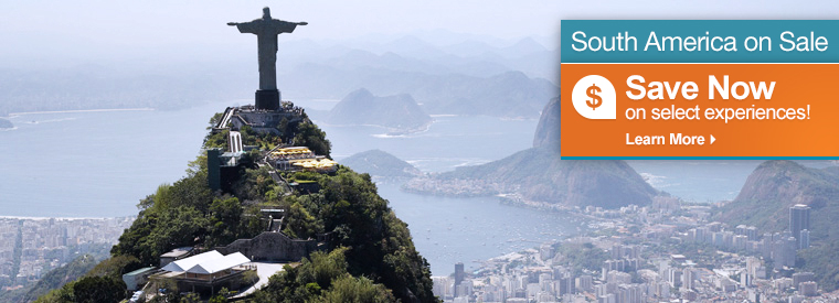 Brazil Viator VIP & Exclusive Tours