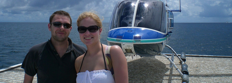 Cairns & the Tropical North Helicopter Tours