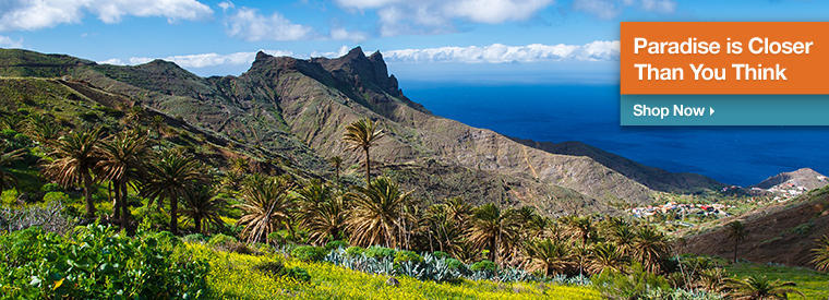 Canary Islands Tours & Sightseeing