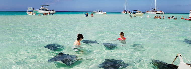 Cayman Islands Cruises, Sailing & Water Tours