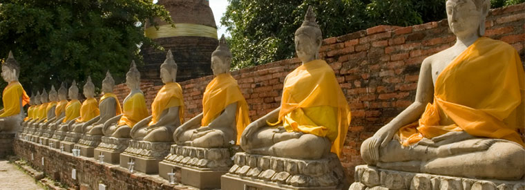 Chiang Mai Walking Tours
