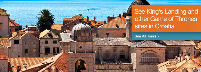 Croatia Cruises, Sailing & Water Tours