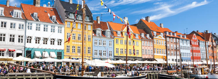 Denmark Cruises, Sailing & Water Tours