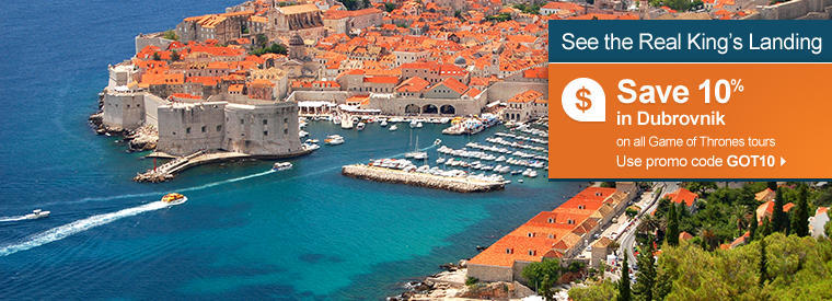 All things to do in Dubrovnik