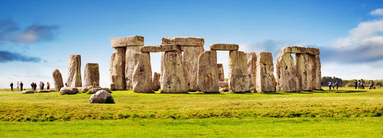 England Full-day Tours