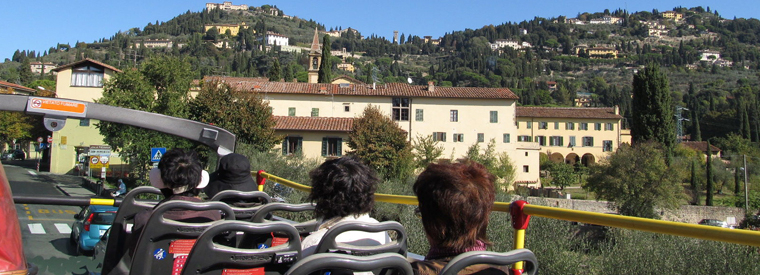 Florence Hop-on Hop-off Tours