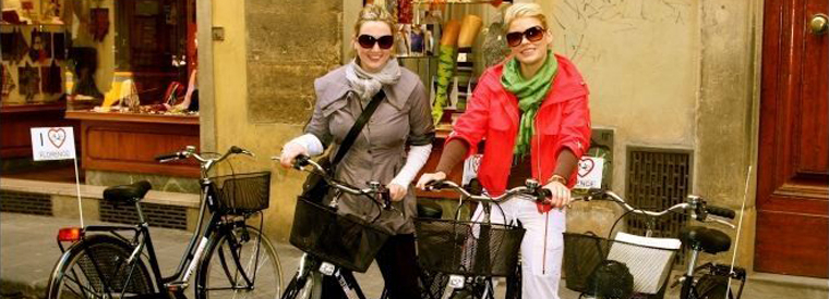 Florence Bike & Mountain Bike Tours