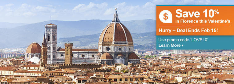 Florence Multi-day Rail Tours