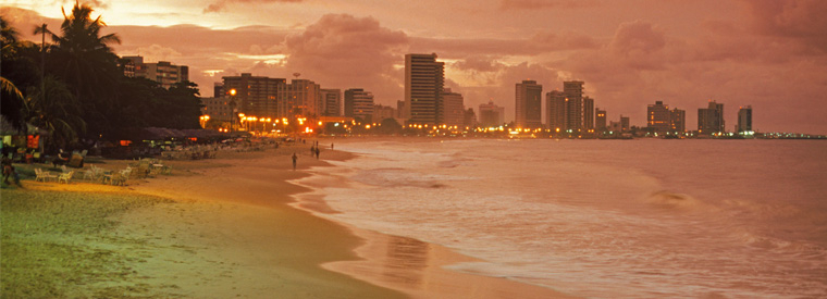 Fortaleza Half-day Tours
