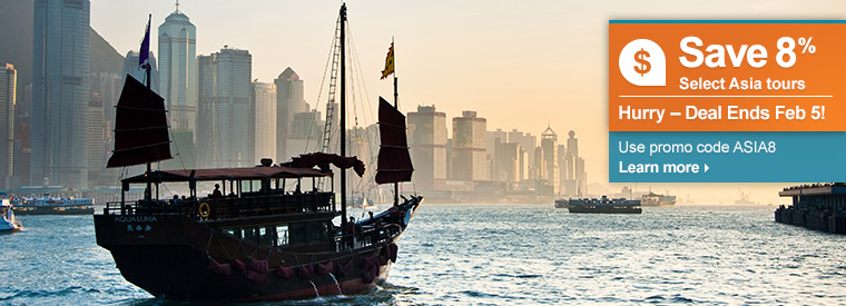 Hong Kong Viator VIP & Exclusive Tours