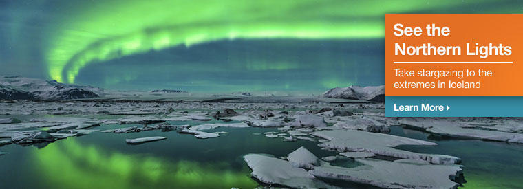 Iceland Holiday & Seasonal Tours