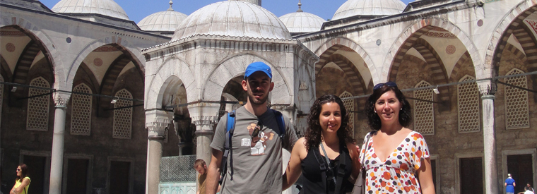Istanbul Half-day Tours