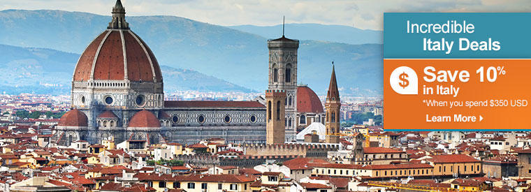 Italy Walking Tours