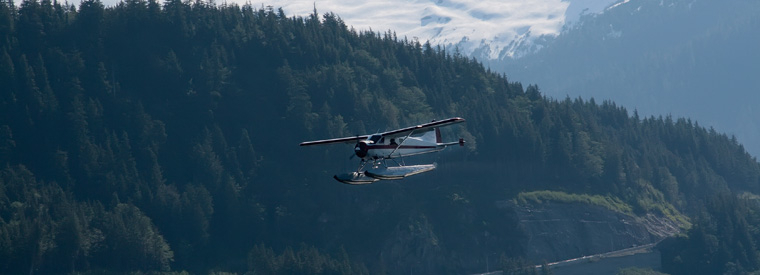 Ketchikan Air, Helicopter & Balloon Tours