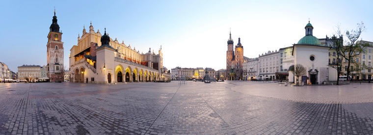 Krakow Half-day Tours