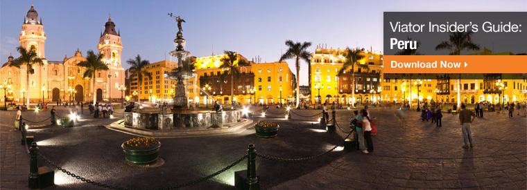 Lima Food, Wine & Nightlife