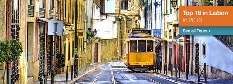 Lisbon Self-guided Tours & Rentals