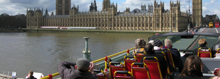 London Hop-on Hop-off Tours