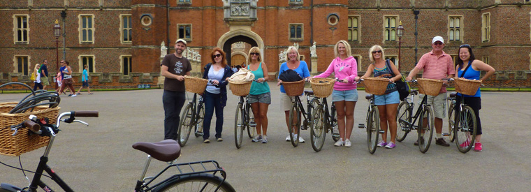 London Walking & Biking Tours